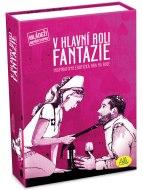 Erotické hry: Inspirativní erotická hra na role V hlavní roli: FANTAZIE