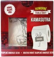 Zábavné doplňky a vychytávky do domácnosti: Toaletní papír KAMASUTRA