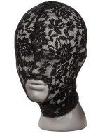 Masky na hlavu, kukly a šátky: Krajková maska na hlavu Scandal