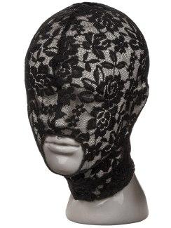 Scandal Krajková maska na hlavu