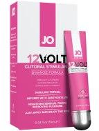Stimulující gely a krémy pro kvalitnější sex: Stimulační gel na klitoris System JO 12Volt (10 ml)