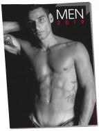 Vzrušující erotické kalendáře: Nástěnný kalendář MEN 2019