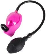 Vakuové pumpy, podtlakové hračky pro ženy: Vibrační vakuová pumpa pro ženy Exciting