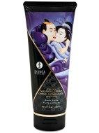 Erotické masážní oleje: Slíbatelný masážní krém Exotic Fruits (200 ml)