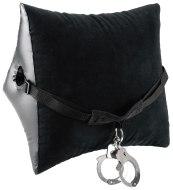 Bondage sady a postroje s pouty: Nafukovací polštář s popruhem a pouty Deluxe Position Master