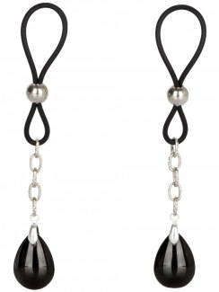 Šperk na bradavky ONYX (2 ks)