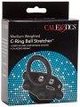 Natahovač varlat s erekčním kroužkem C-Ring Ball Stretcher M