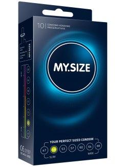 Kondomy MY.SIZE 49 mm (10 ks)