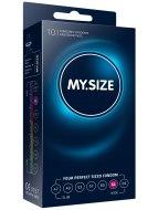 XL a XXL kondomy: Kondomy MY.SIZE 64 mm (10 ks)