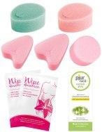 Menstruační tampony (houbičky): Sada menstruačních tamponů - NA VYZKOUŠENÍ, 5 ks