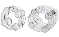 Nevibrační erekční kroužky: Sada erekčních kroužků COLT Enhancer Rings (2 ks)