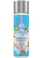 Lubrikační gely na vodní bázi: Lubrikační gel System JO H2O Sladká žvýkačka (limitovaná edice)