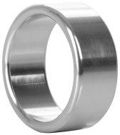 Kovové erekční kroužky: Široký kovový erekční kroužek (CalExotics)