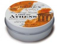 Svíčky s masážními oleji: Masážní svíčka A Trip To Athens (43 ml)